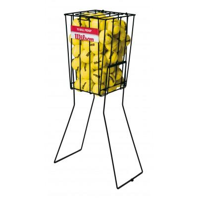 Ballsammelkorb Spezial mit Klappdeckel