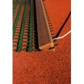 Schleppnetz Feudal Extra mit Dreikantschleifholz