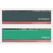 Tennisblende Standard Pro dunkelgrün, hellgrün