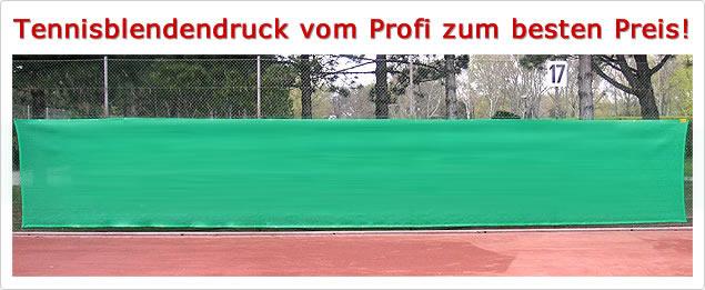 rieblsport Tennisblendendruck